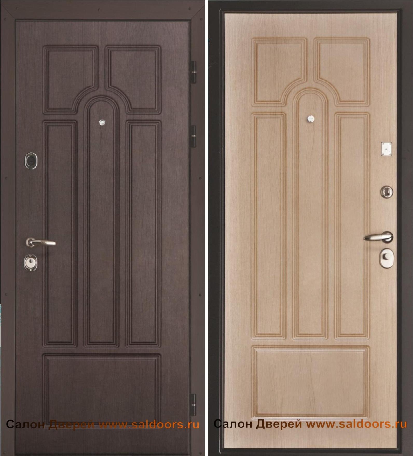 отделка тамбура входной двери